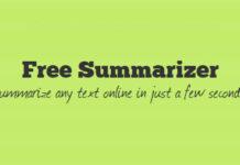 Free Summarizer to Shorten Any Text