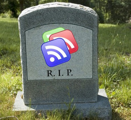 Want Google Reader to Stay? Sign this Petition!