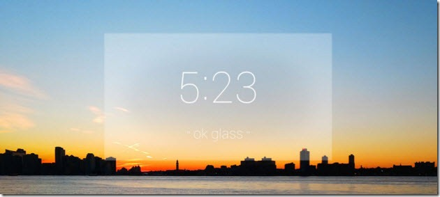 Google Glass Details and Features - 01