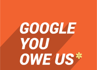 Google You Owe Us - iPhone Safari Workaround